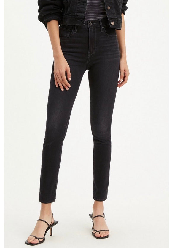 LEVIS 721 HIGH RISE SKINNY 30
