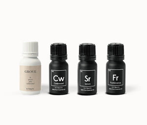 VITRUVI WOODSY ESSENTIAL OIL KIT