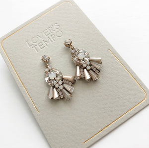 LOVERS TEMPO ROCOCO DROP EARRING