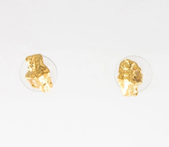 ANNE-MARIE CHAGNON EARRING ASHLEY - GOLD
