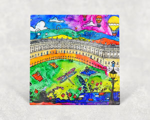 Beautiful Bath Card