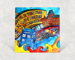 Cardiff Beautiful Bay Card