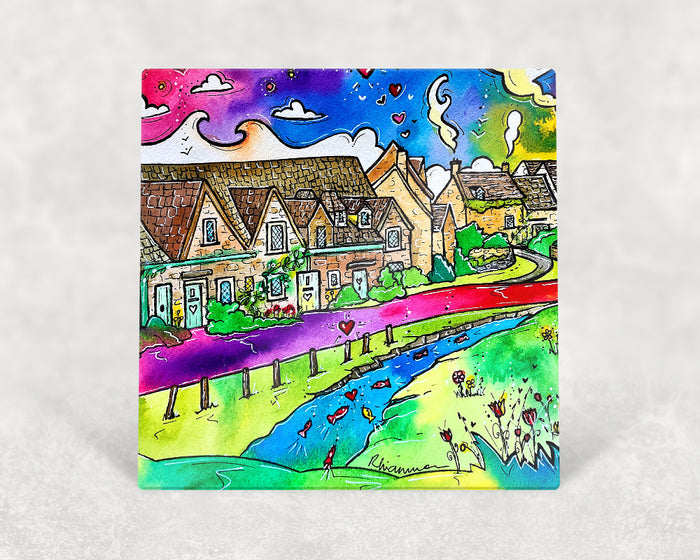 Bibury Bliss Card