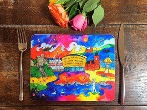 Cardiff City of Hope Placemat