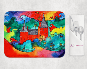 Castell Coch Magic Placemat