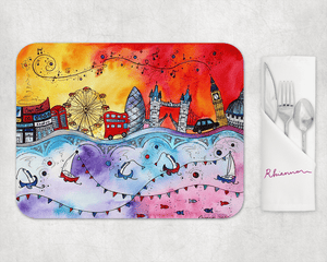London Magical City Placemat