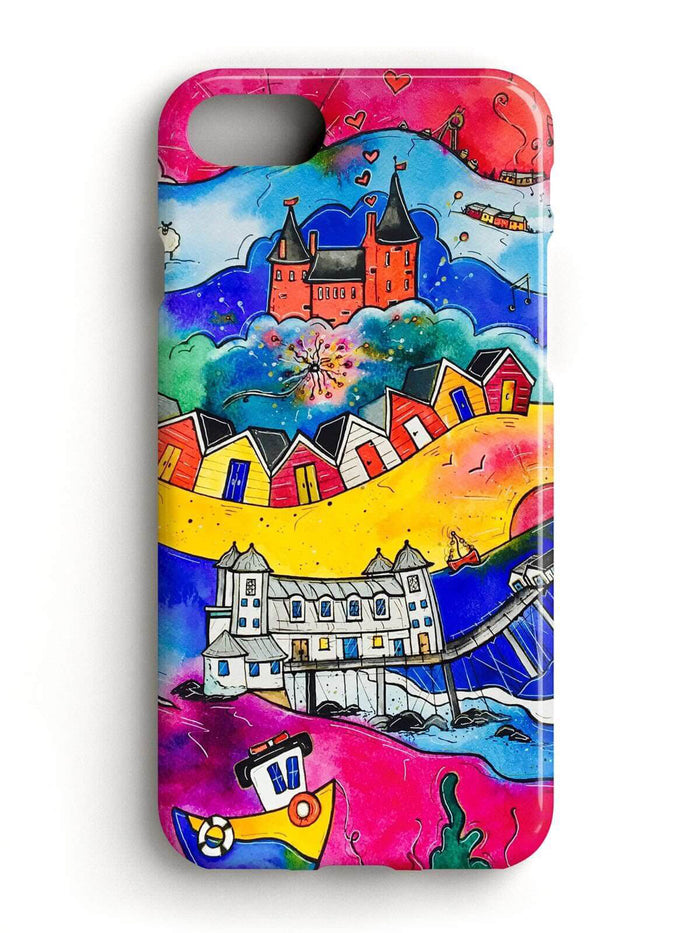Magic in South Wales Phone Case