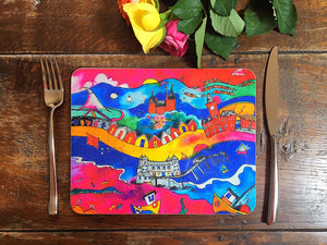 Magic in South Wales Placemat