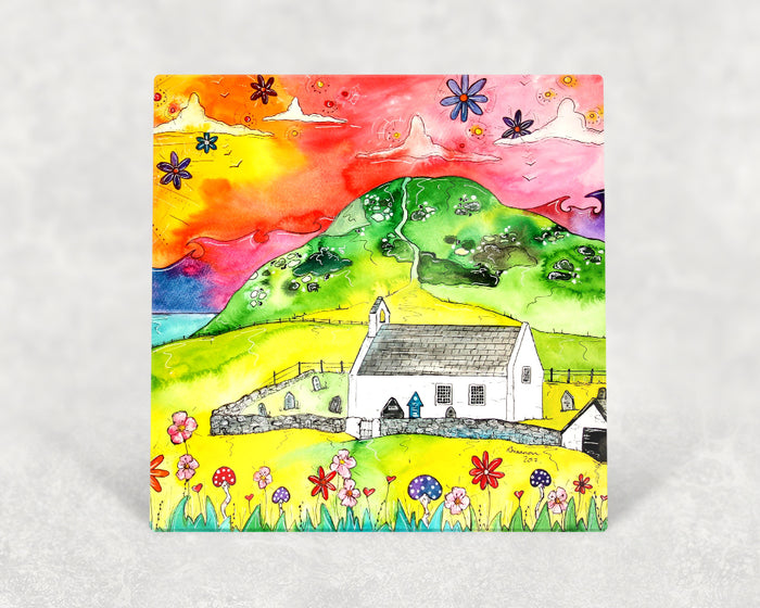 Mwnt Sunset Card