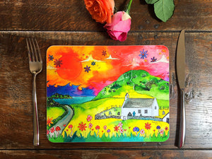 Mwnt Sunset Placemat