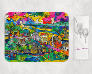 Portmeirion Inspirational Village Placemat
