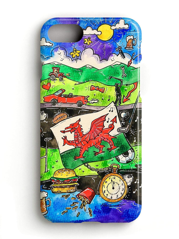 Colourful Sport Phone Case