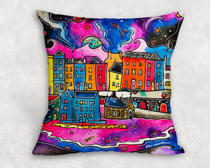 Tenby Midnight Dream Cushion Cover