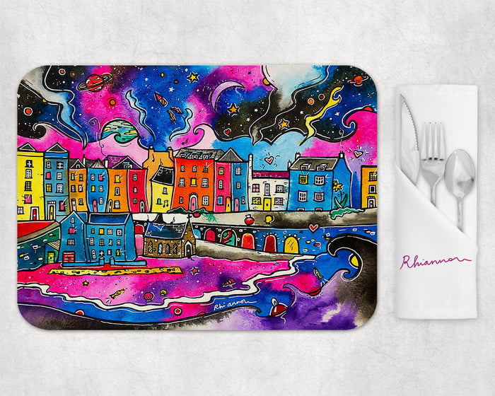 Tenby Midnight Dream Placemat
