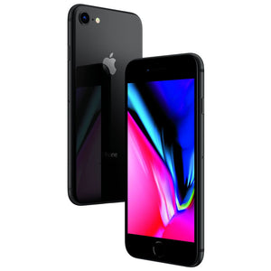 iPhone 8 64GB Space Gray - BEG - GOTT SKICK - OLÅST