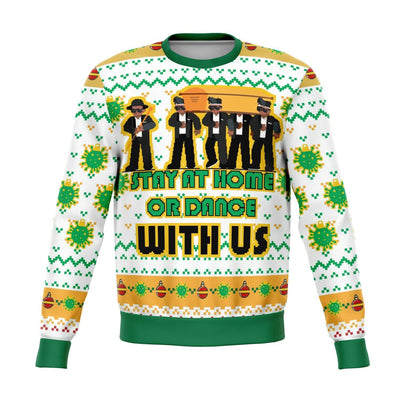 African Funeral Funny Ugly Christmas Sweater