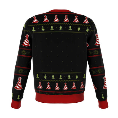 Go Jesus Ugly Christmas Sweater