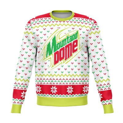 Mount And Do Me Ugly Christmas Sweater