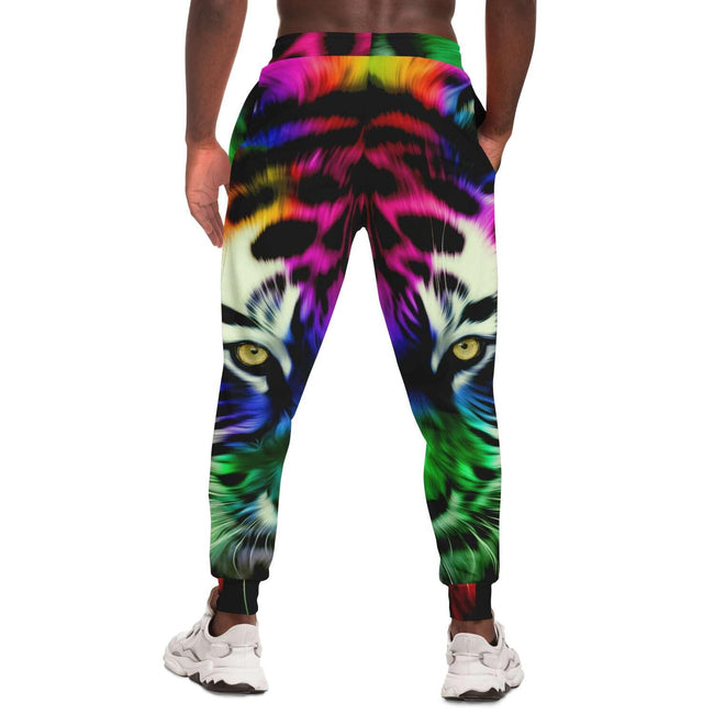 Hypnotic Tiger Eyes Jogger - OnlyClout