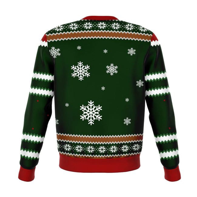 Eat Me Gingerbread Funny Ugly Christmas Sweater - OnlyClout