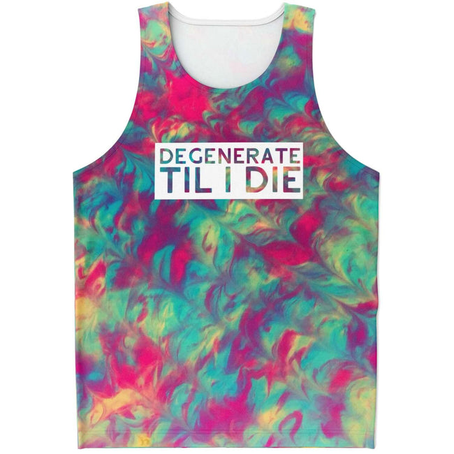 Degenerate Resin Tank - OnlyClout