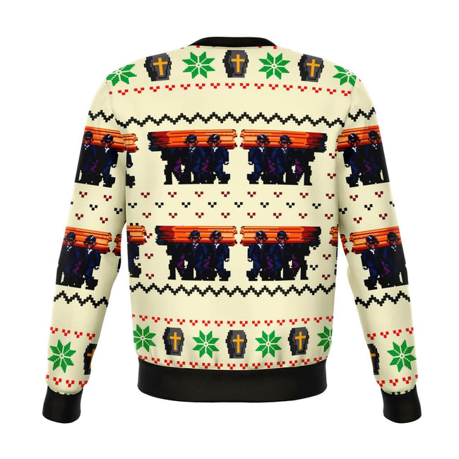 Coffin Dance Funny Ugly Christmas Sweater - OnlyClout