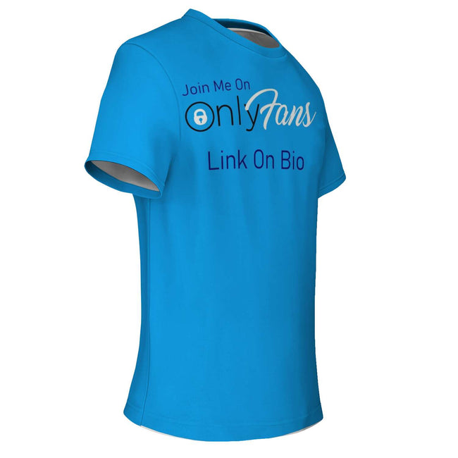 Only Fans Link On Bio Shirt - OnlyClout
