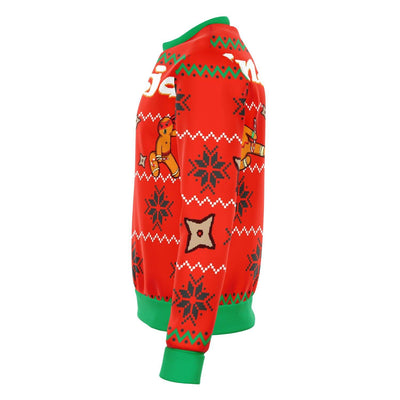 Ginjas Funny Ugly Christmas Sweater