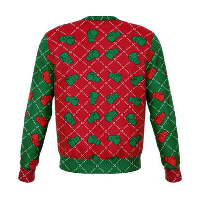 Funny Be Good Ugly Christmas Sweater