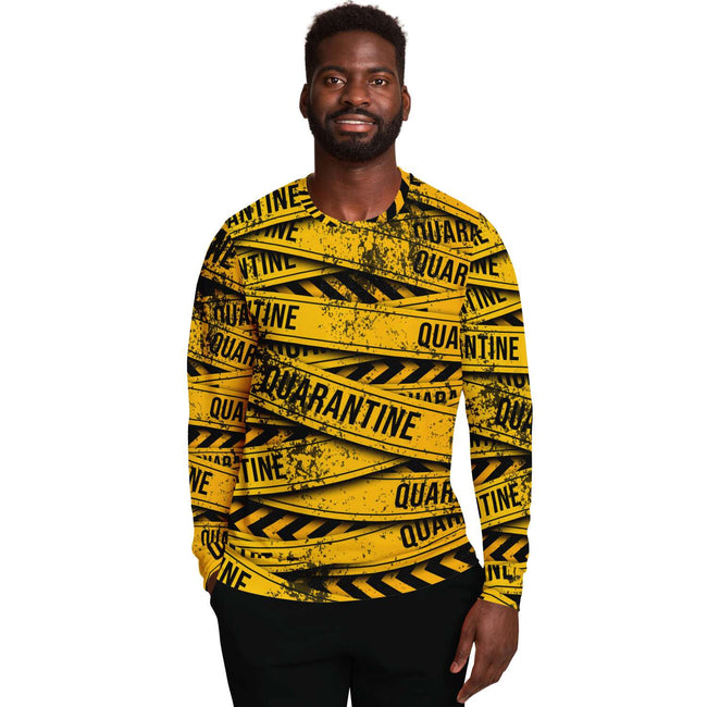 Quarantine 3D Unisex Sweater - OnlyClout