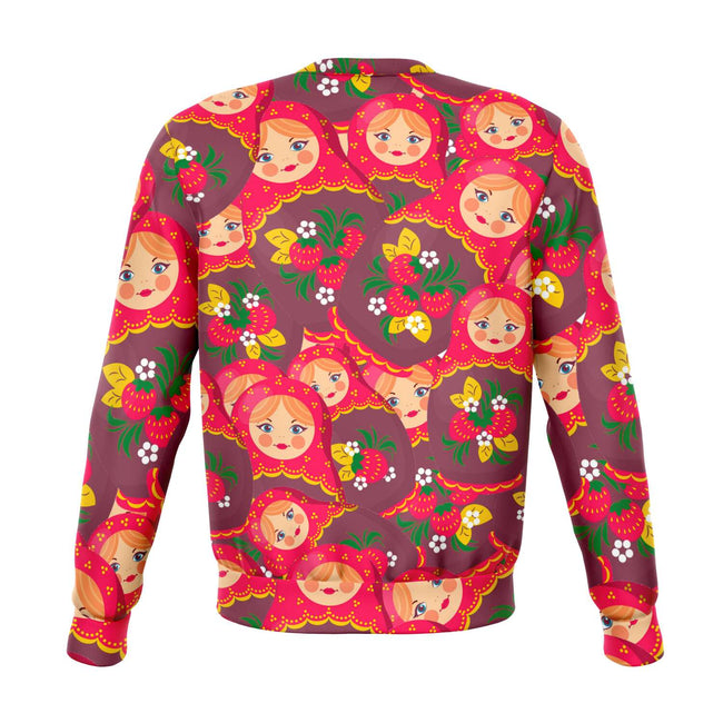 Matryoshka 3D Unisex Sweater - OnlyClout