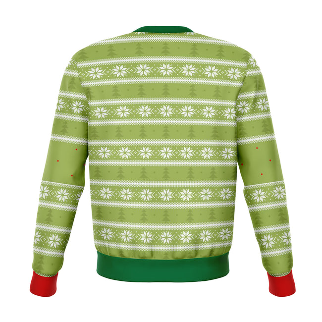 Pepe The Frog Dank Ugly Christmas Sweater - OnlyClout