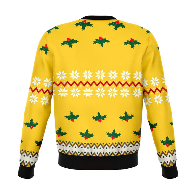 It's Hoe, Hoe, Hoe Funny Ugly Christmas Sweater - OnlyClout
