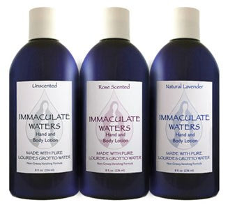 Immaculate Waters Lotions