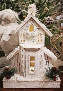 Christmas House 13 inch