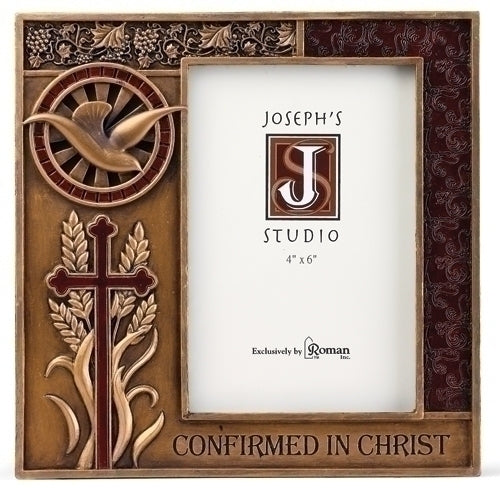 CONFIRMATION FRAME BRONZE