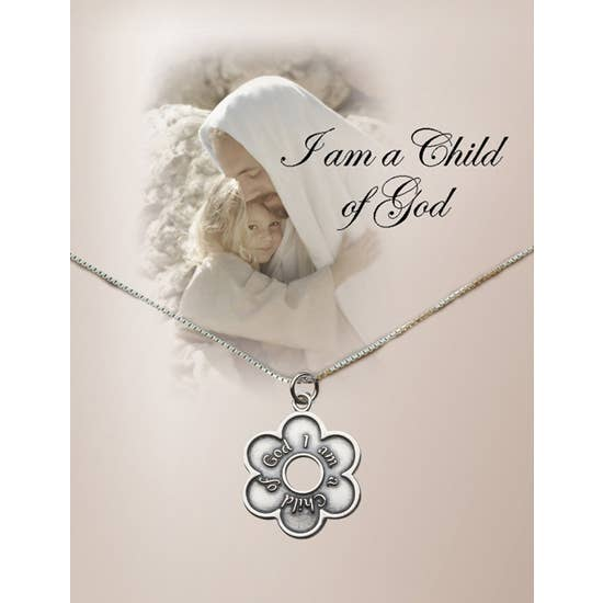 Child Of God Necklace 14Inch