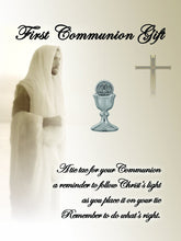 Load image into Gallery viewer, First Communion Chalice Tie Pin