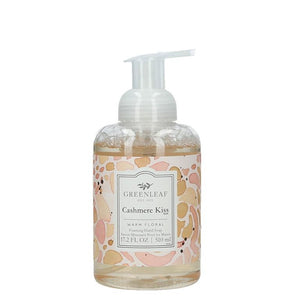 Greenleaf ~ Cashmere Kiss Foaming Hand Soap