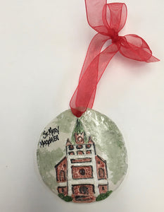 Architectural Memories - St .Mary Magdalen Church Ornament