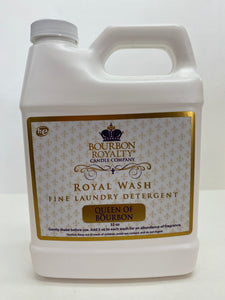 Bourbon Royalty - Fine Laundry Detergent 32 oz