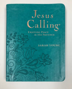 Jesus Calling Enjoying Peace in His Presence