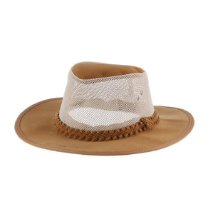 Men's Soaker Hat - Tan