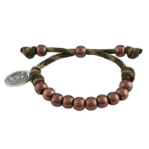 Faith In Service Bracelet Camo