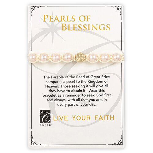 Pearls of Blessings Bracelet