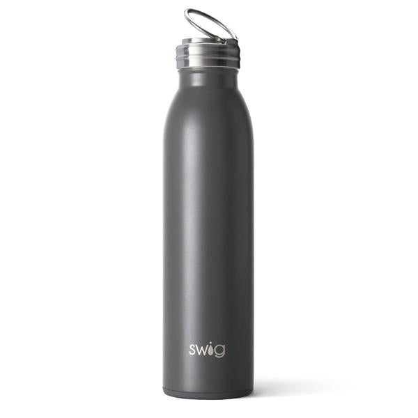 Matte Grey Bottle (20oz)