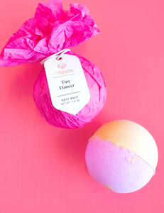 Tiny Dancer Bath Bomb
