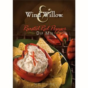 Wind and Willow Roasted Red Pepper Dip Mix