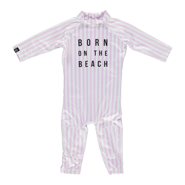 Baby Swimsuit - Born on the beach