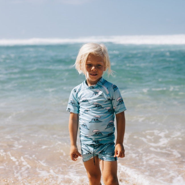 Kid Swimshort - Surf's up